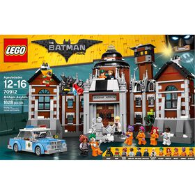 LEGO Batman Movie L'asile d'Arkham 70912.