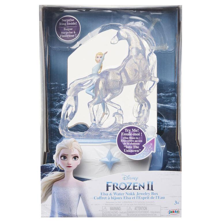 Frozen II Elsa & Spirit Animal Jewelry Box