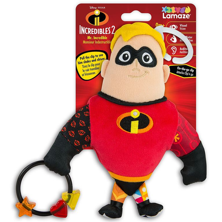 Lamaze Incredibles 2 Mr. Incredible
