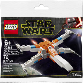 LEGO Star Wars TM Poe Dameron's X-wing Fighter 30386