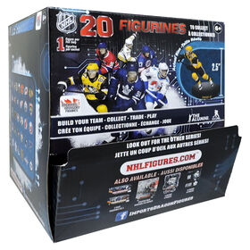"NHL Figures 2.5"" - Foil Bag Collection Wave 5"