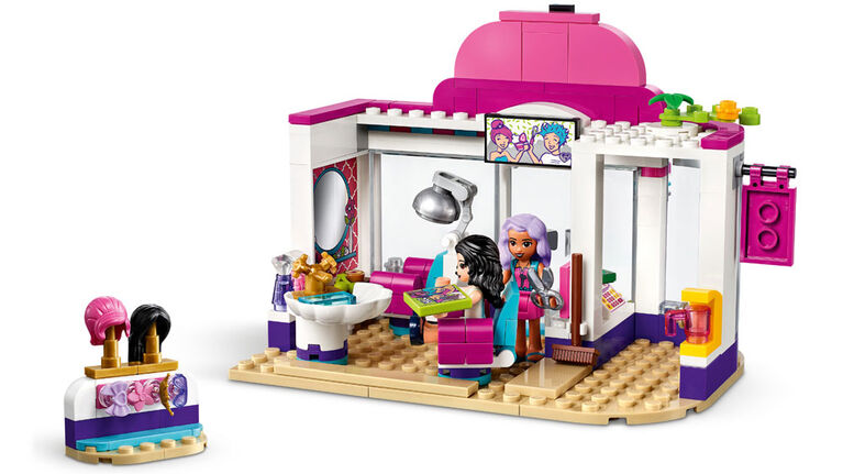 LEGO Friends Heartlake City Hair Salon 41391