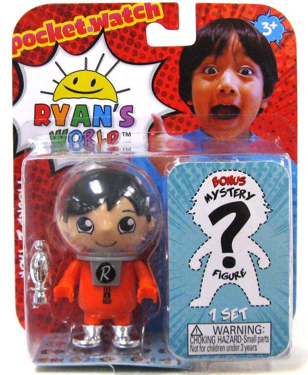 Mystery Figure Mystery 2-Pack - Colours and styles vary
