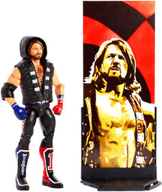 WWE - Collection Elite - Figurine AJ Styles.