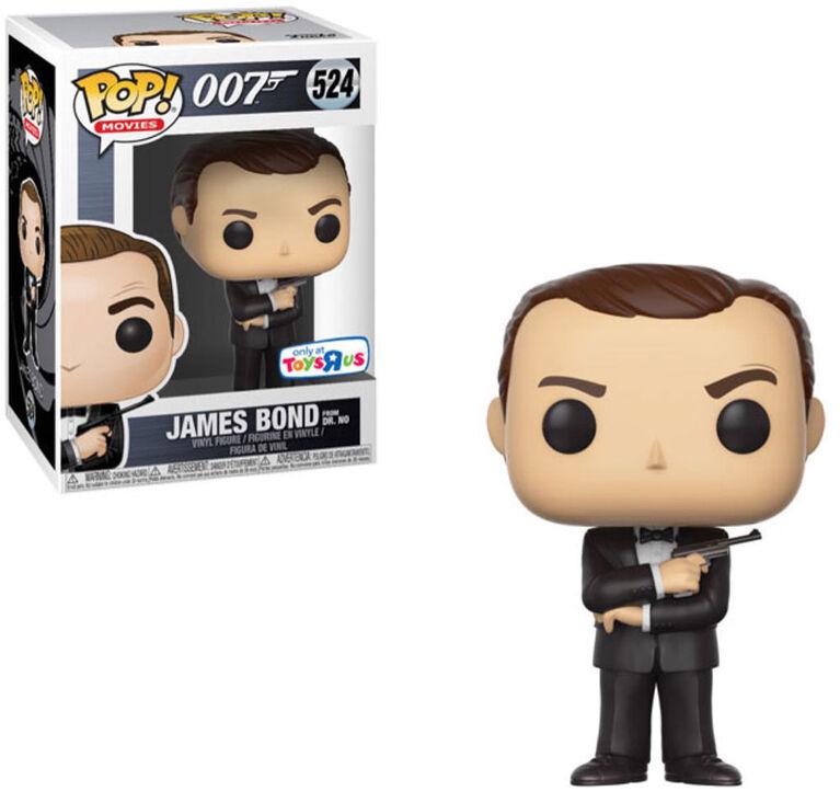 Funko POP! Movies: James Bond - Sean Connery Vinyl Figure (Toysrus Exclusive) - R Exclusive