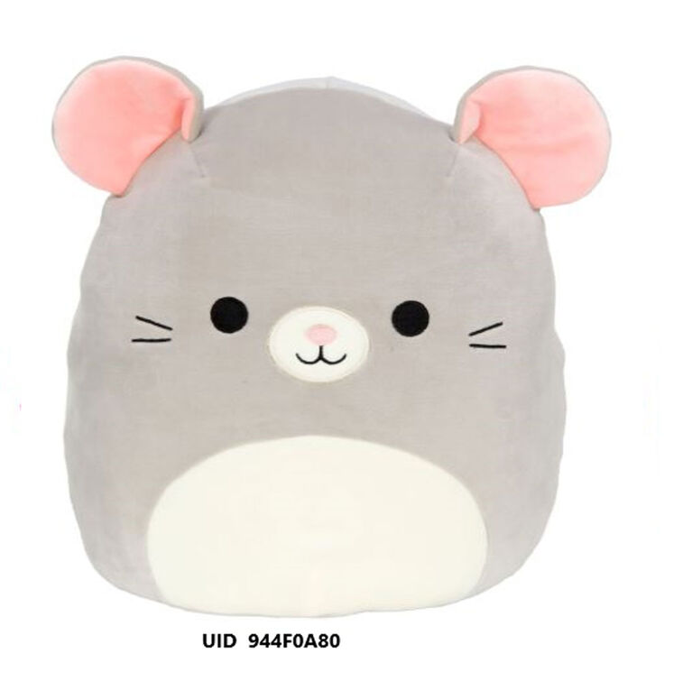 """Squishmallow 8"""" Plush - English Edition - Item is picked at random and may vary from item shown"""