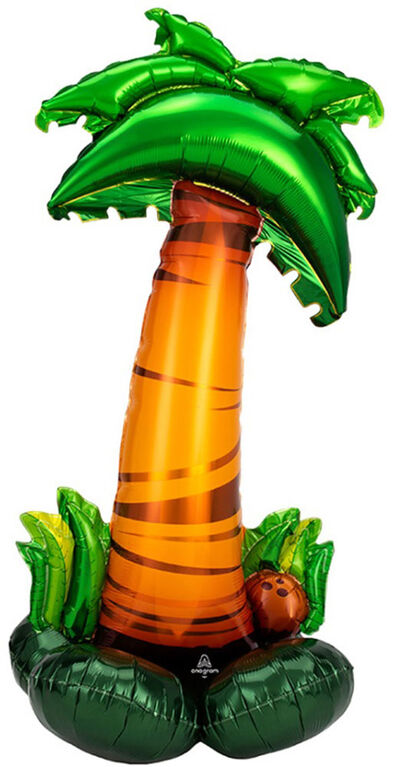 Anagram Airloonz Palm Tree Balloon