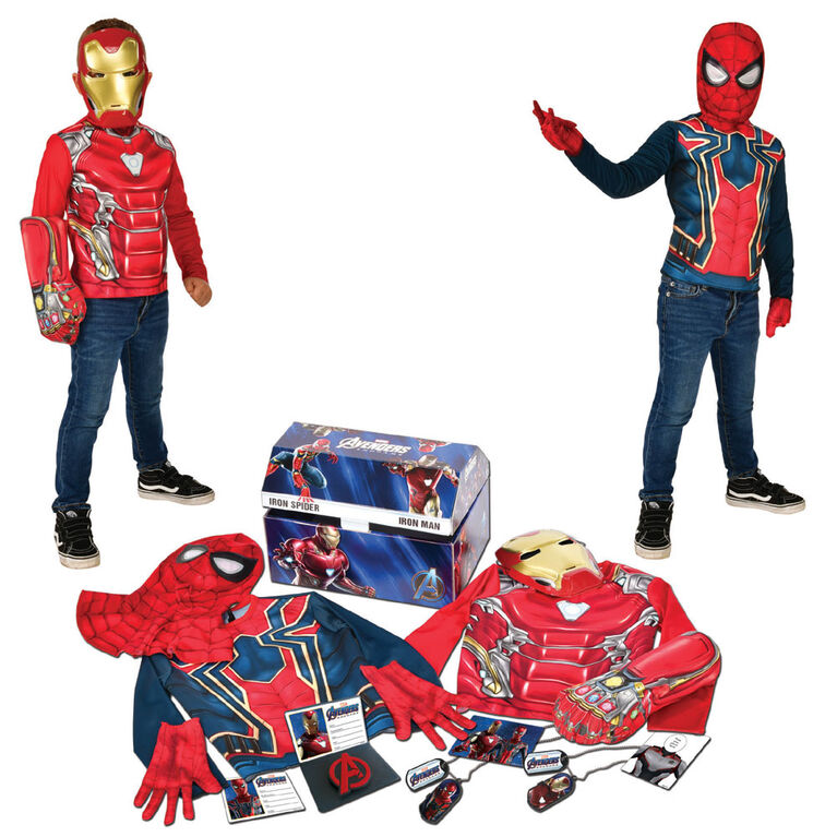 Team Trunk Set - Size: Medium (8-10 Years)