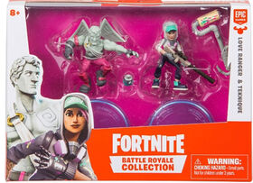 Fortnite Battle Royale Collection: Duo Pack - Love Ranger & Teknique