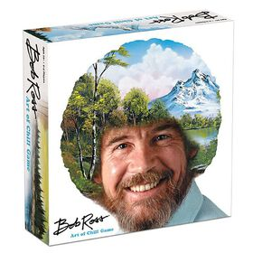 Big G Creative: Bob Ross Art of Chill Game - English only