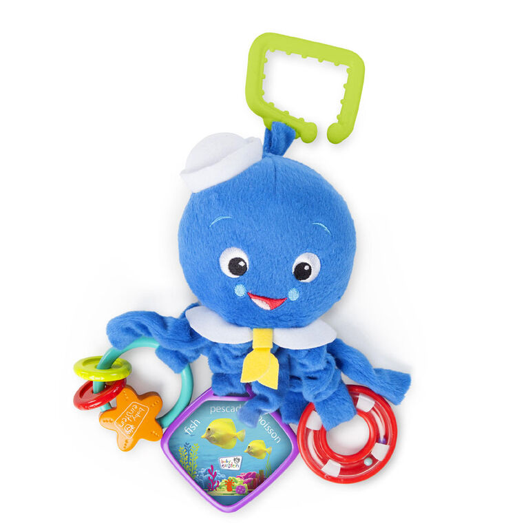 Baby Einstein - Activity Arms Octopus