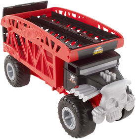 Hot Wheels Monster Trucks Monster Mover - English Edition