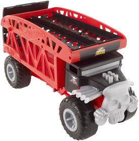 Hot Wheels - Monster Bogies - Transporteur Monstre - Édition anglaise.