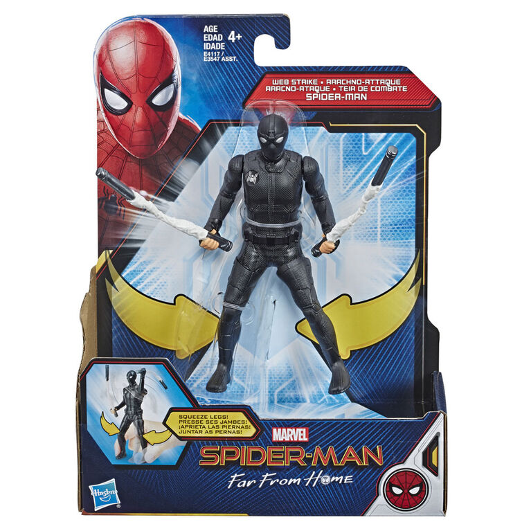 Spider-Man: Far From Home Web Strike Spider-Man
