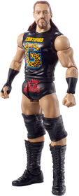 WWE Tough Talkers Total Tag Team Big Cass Figure