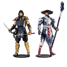 Mortal Kombat Collector Multipack - Scorpion & Raiden - R Exclusive