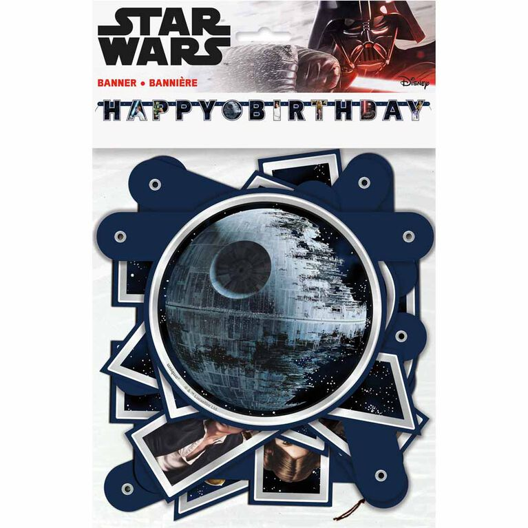 Star Wars Classic Jointed Banner - English Edition