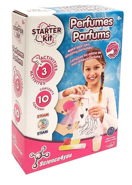 Science4You - Starter Kit Parfums