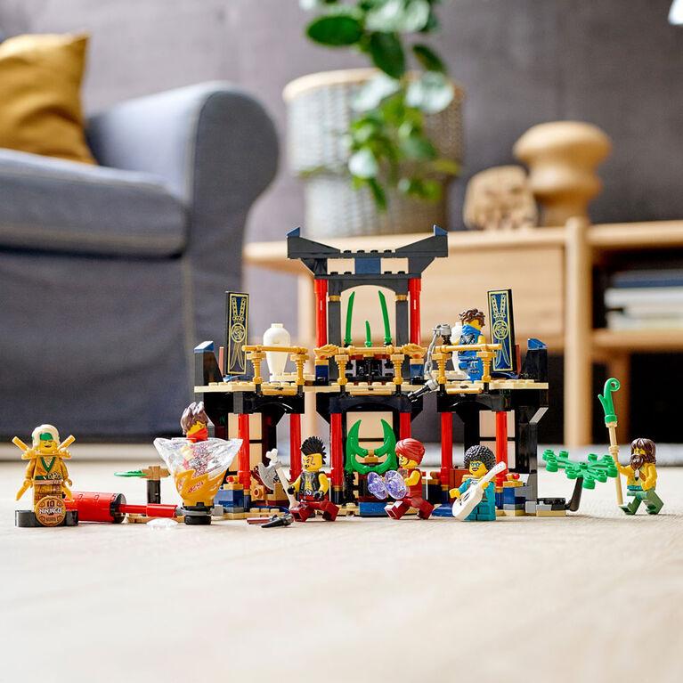 LEGO Ninjago Le tournoi des éléments 71735