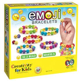 Bracelets Emojis.