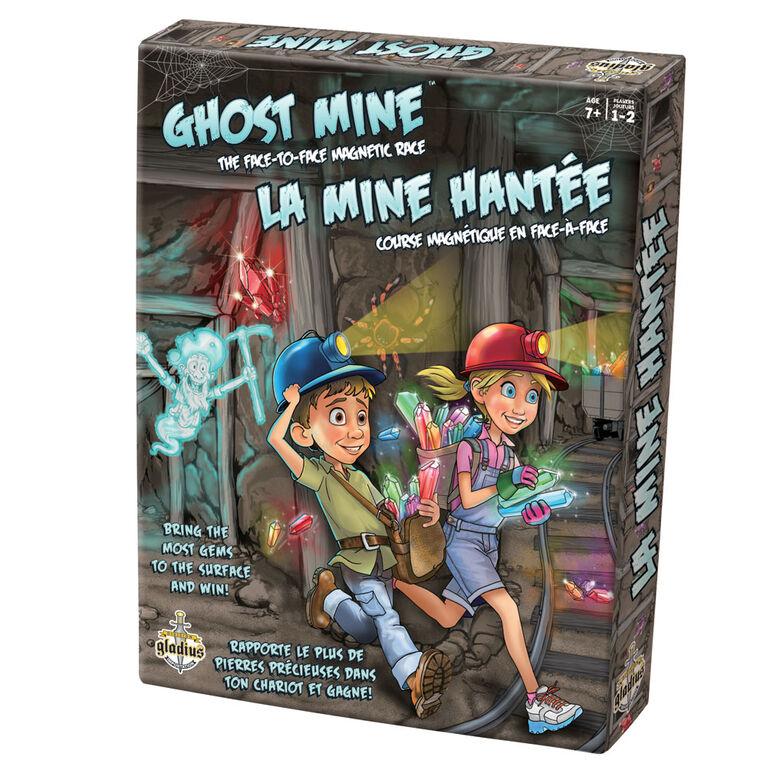 La Mine Hantée - Édition française