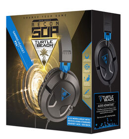 Play Station 4 - Ear Force Recon 50P Headset Black
