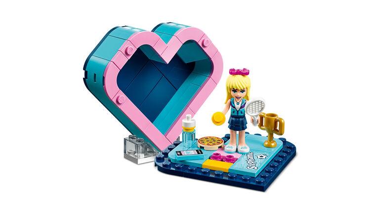 LEGO Friends La boîte coeur de Stéphanie 41356