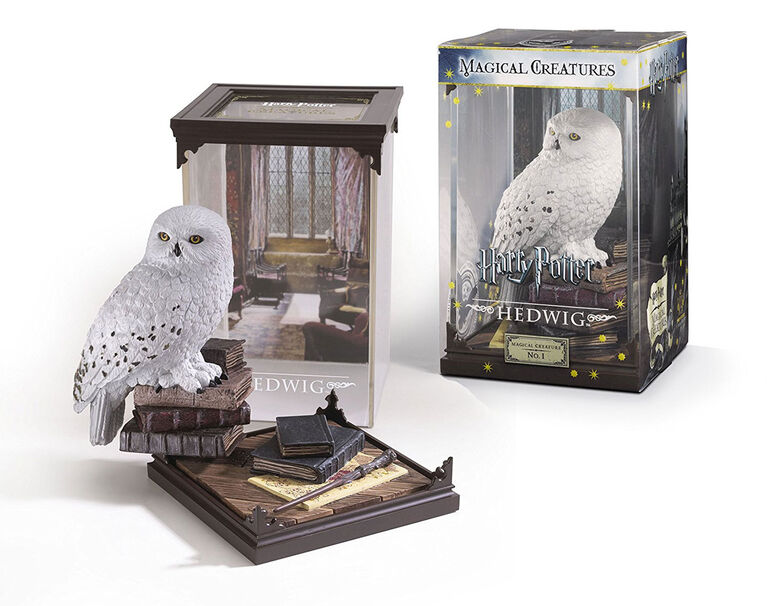 Harry Potter Magical Creadtures Hedwig