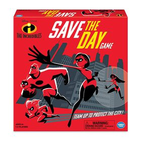 Wonderforge: The Incredible Save The Day Board Game English Edition