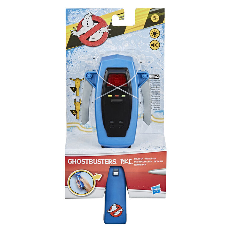 Ghostbusters Afterlife P.K.E. Shocker Roleplay Classic Blue Gear