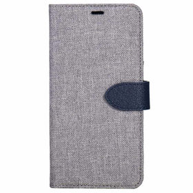 Blu Element 2 in 1 Folio iPhone 8+/7+/6S+/6+ Grey/Blue