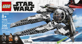 LEGO Star Wars  Black Ace TIE Interceptor 75242