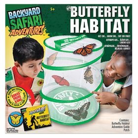 Backyard Safari - Butterfly Habitat