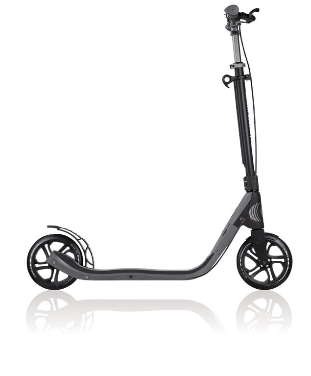 One NL 205 Deluxe Adult Scooter - Titanium Grey