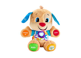 Fisher-Price Laugh & Learn Smart Stages Puppy - French Edition