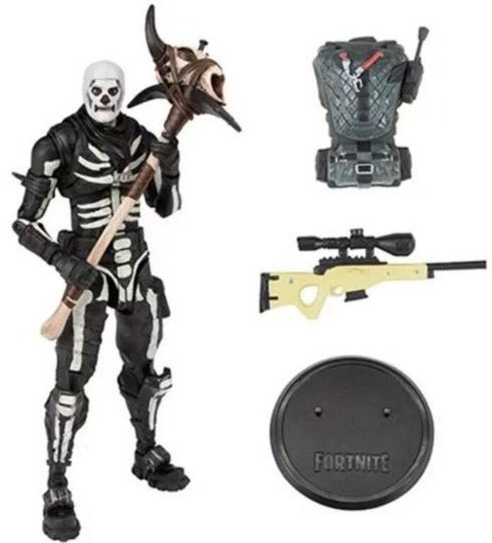 Fortnite Skull Trooper 7 inch Action Figure