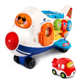 Go! Go! Smart Wheels Racing Runway Airplane - English Edition