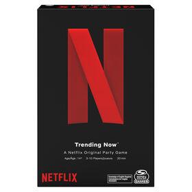 Netflix Trending Now Game, A Netflix Original Party Card Game