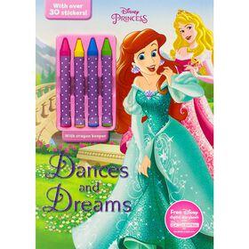Disney Princess Dances and Dreams.