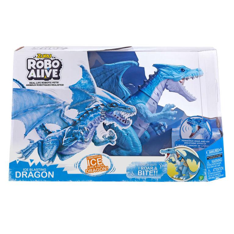 Zuru Robo Alive Ice-Blasting Roaring Dragon