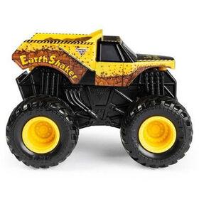 Monster Jam, Monster truck authentique Earth Shaker Rev 'N Roar à l'échelle 1:43