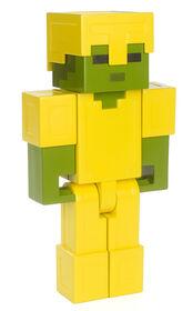 Minecraft Armored Zombie Large Figure.
