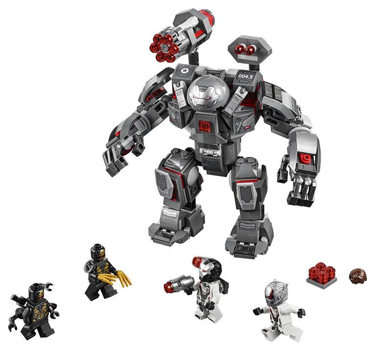 LEGO Super Heroes Marvel War Machine Buster 76124