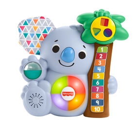 ​Fisher-Price Linkimals Counting Koala French Edition