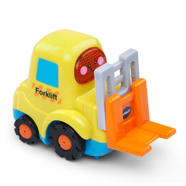 Go! Go! Smart Wheels Forklift - English Edition