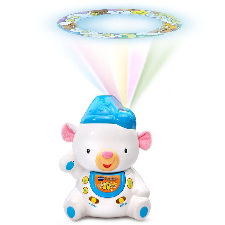 Sleepy Lullabies Bear Projector - English Edition