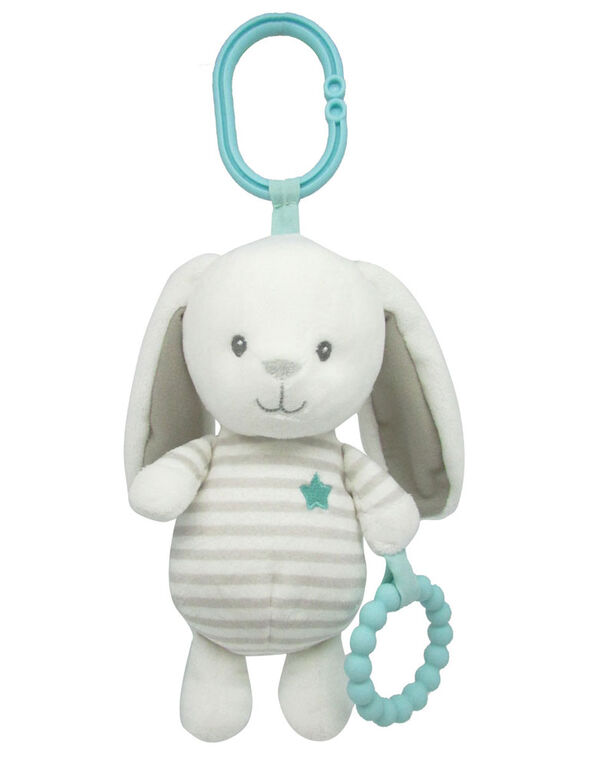 Carter's On the Go Musical Bunny Teal