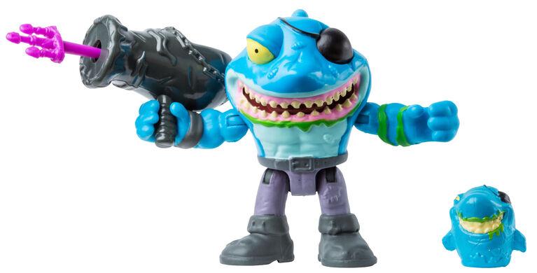 Grossery Gang- Figurine - Rrrequin Pirate.