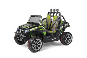Peg Perego - Polaris Ranger RZR Green