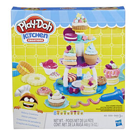 Play-Doh - Kitchen Creations Bakery Creations Set